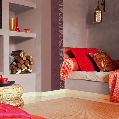 Home interiors - Salon decoratie ideeen ...