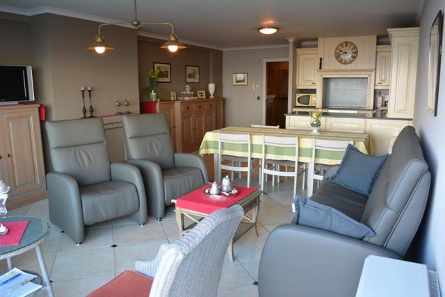 Belgique : holidayrentals - Appartementfor 0€ -(978562)