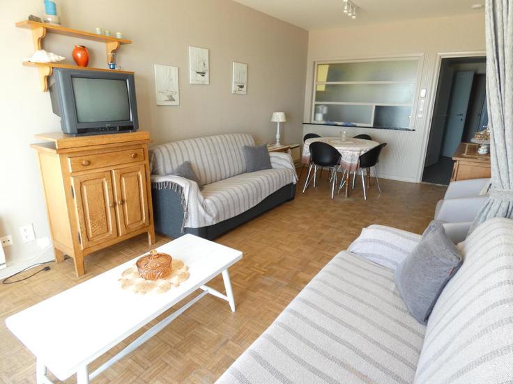 Belgique : vakantiewoning- Flat/Studio voor0€ - (978665)
