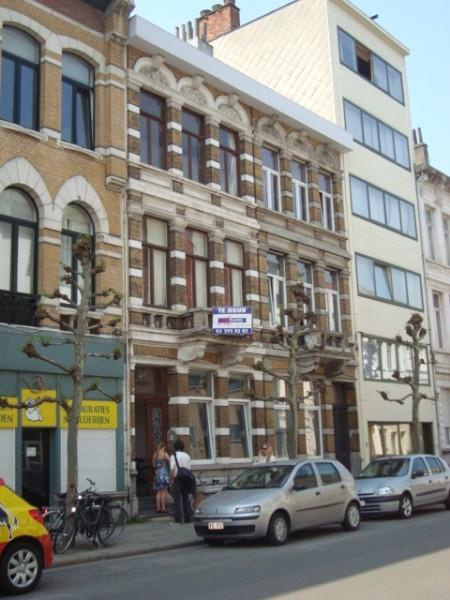 Kot de 1façade à louerà Antwerpen auprix de 250€ - (1242466)