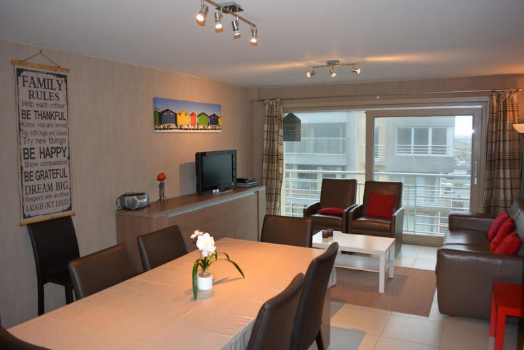 Belgique : locationde vacances -Appartement au prixde 0€ -(1918160)