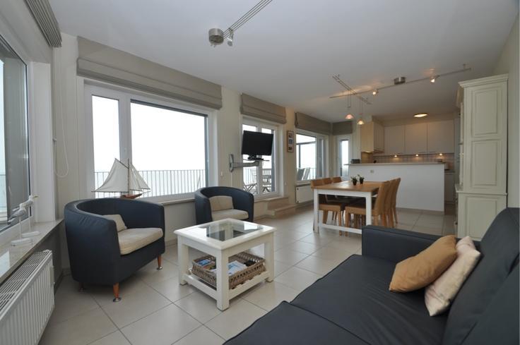 Belgique : locationde vacances -Penthouse au prixde 0€ -(1965057)