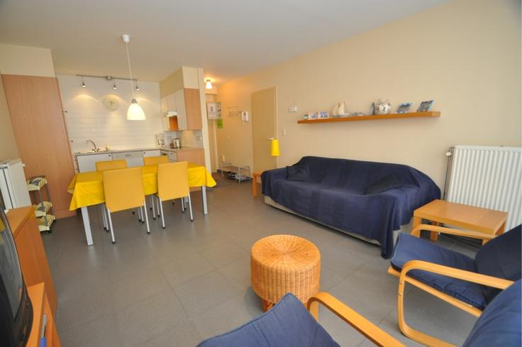Belgique : vakantiewoning- Appartement voor0€ - (1965156)