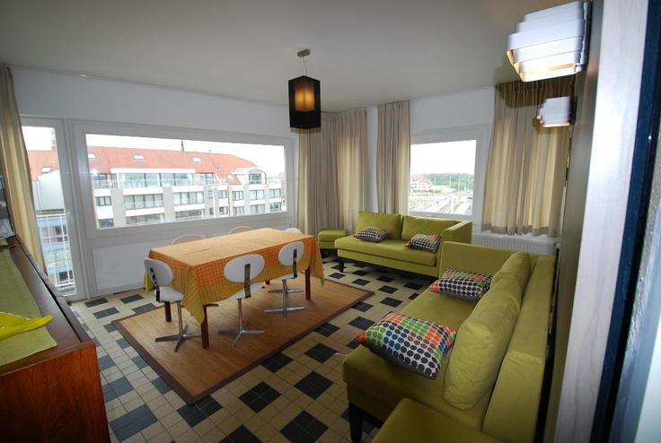 Belgique : locationde vacances -Appartement au prixde 0€ -(2116506)