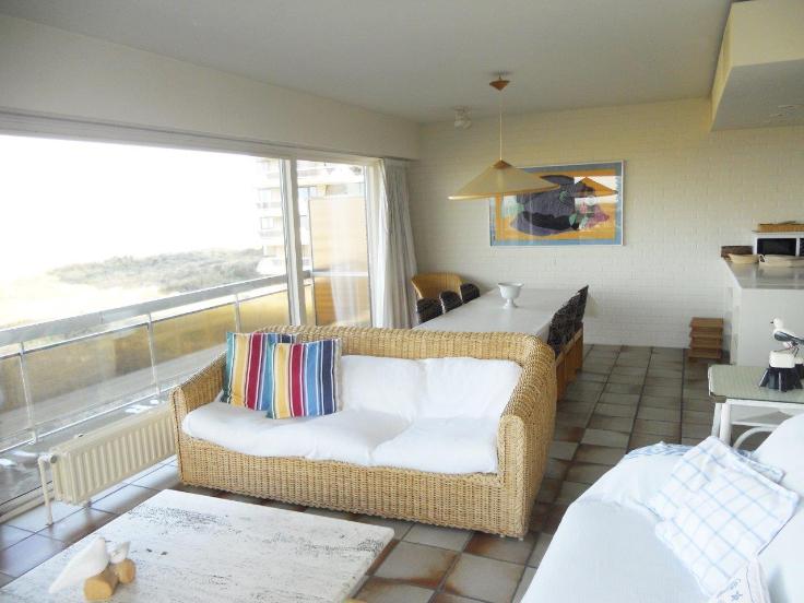 Belgique : vakantiewoning- Appartement voor0€ - (2511995)