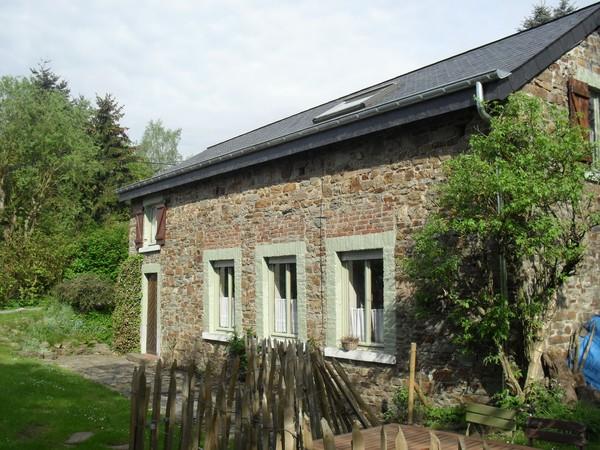 Location de vacances maison luxembourg belgique for Louer maison
