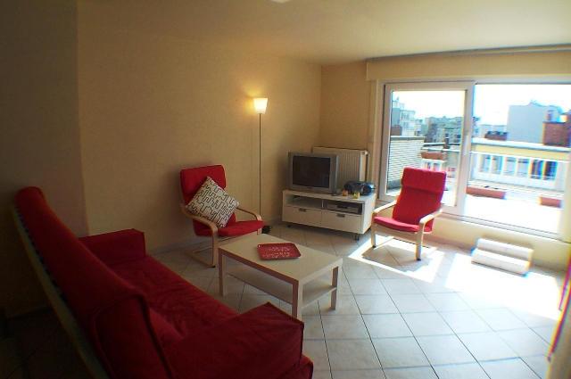 Belgique : vakantiewoning- Penthouse voor0€ - (2758126)