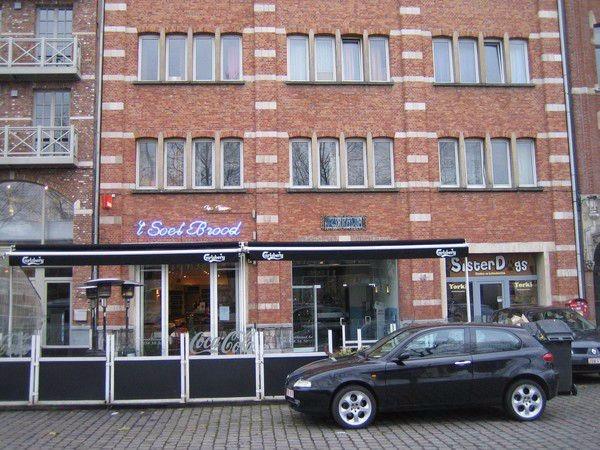 Flat/Studio van 1gevel te huurte Anvers voor400 € -(2974445)