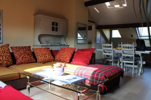 Belgique : locationde vacances -Appartement au prixde 0€ -(3096258)