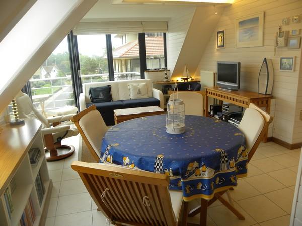 Belgique : vakantiewoning- Appartement voor0€ - (3166173)