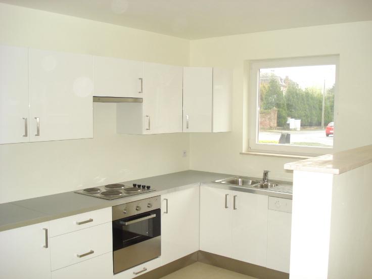 Appartement de 3façades à louerà Berloz auprix de 595€ - (3170903)
