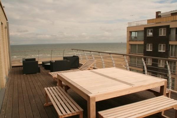 Belgique : locationde vacances -Penthouse au prixde 0€ -(3212303)