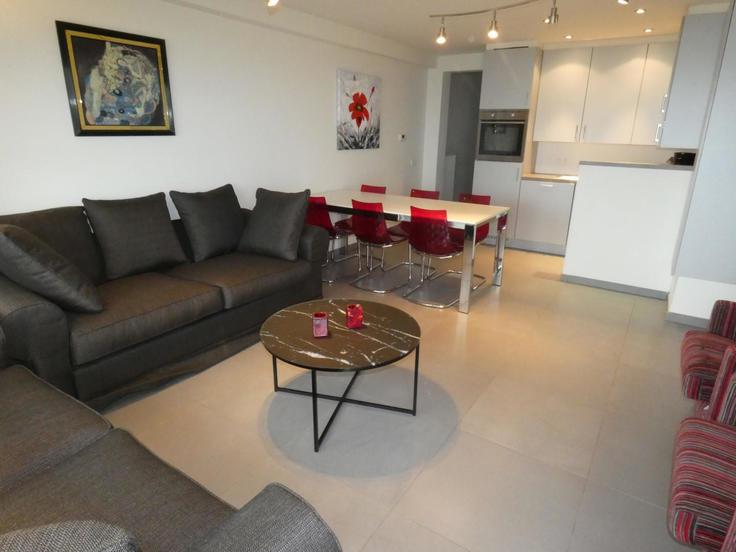 Belgique : locationde vacances -Appartement au prixde 0€ -(3404151)