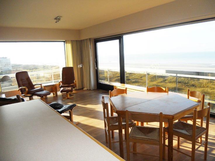 Belgique : vakantiewoning- Appartement voor0€ - (3491850)