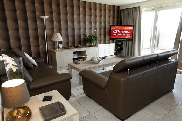 Belgique : locationde vacances -Penthouse au prixde 0€ -(3507930)