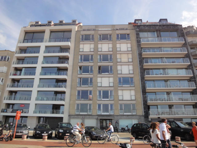 Belgique : locationde vacances -Appartement au prixde 0€ -(3616266)
