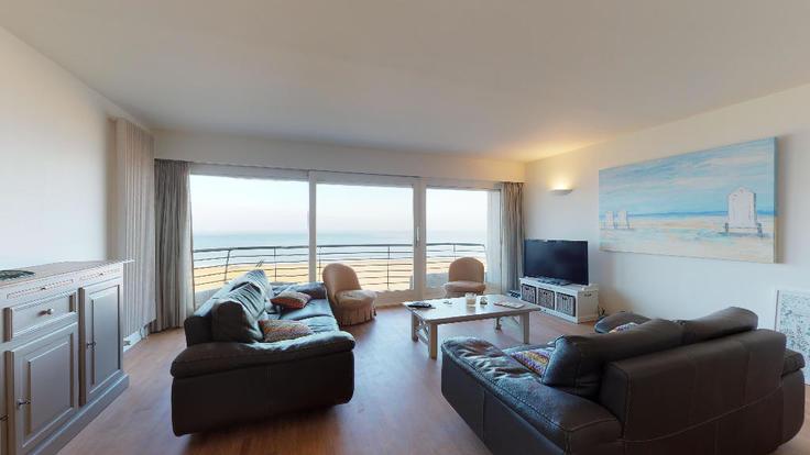 Belgique : locationde vacances -Appartement au prixde 0€ -(3616289)