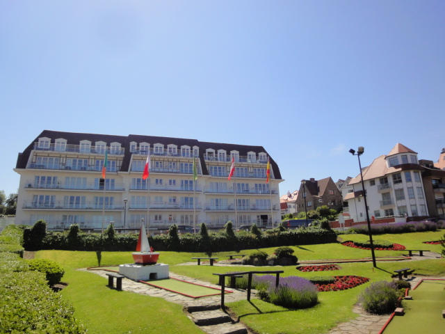 Belgique : vakantiewoning- Appartement voor0€ - (3616300)