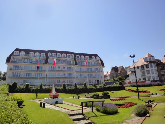 Belgique : vakantiewoning- Appartement voor0€ - (3616332)