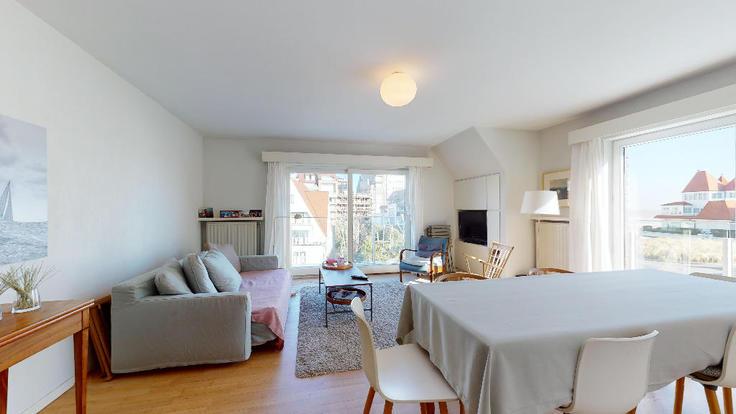 Belgique : vakantiewoning- Appartement voor0€ - (3672918)