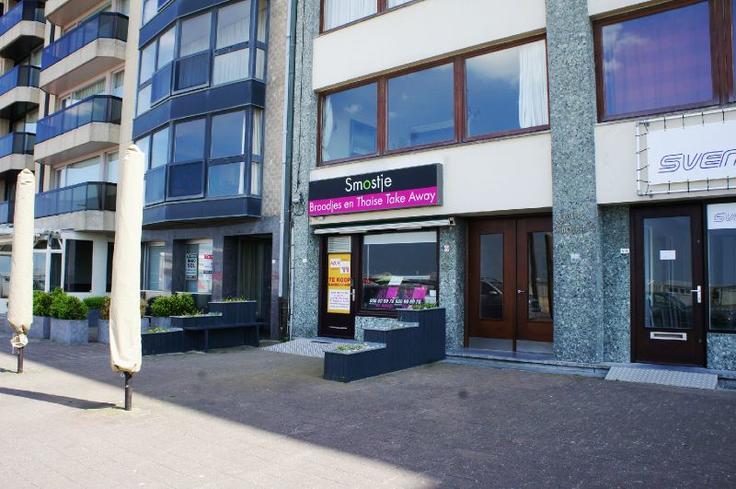 Commerce te koopte Knokke-Heist voor395.000 € -(3691615)
