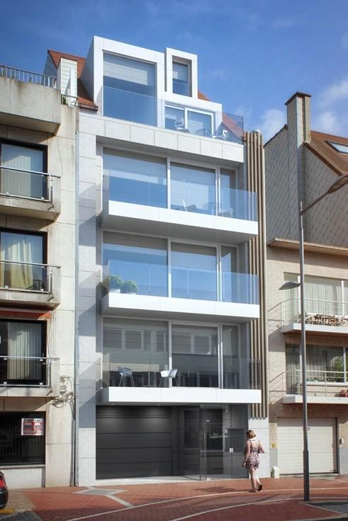 Projet immobilier àvendre à Knokkeau prix de560.000 à 850.000€ - (3841341)