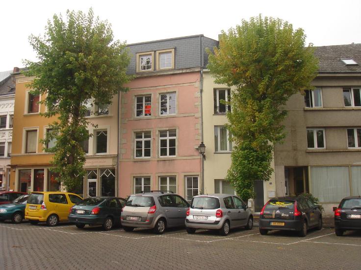 Appartement de 2façades à louerà Arlon auprix de 600€ - (3871278)