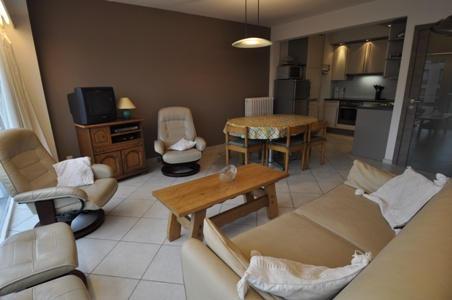 Belgique : locationde vacances -Appartement au prixde 0€ -(3874245)