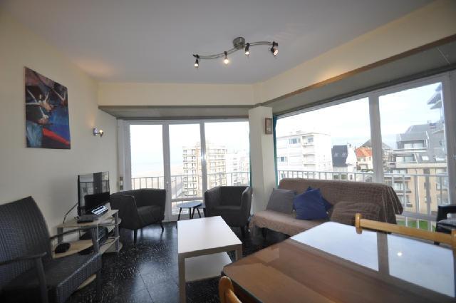 Belgique : locationde vacances -Appartement au prixde 0€ -(3874253)