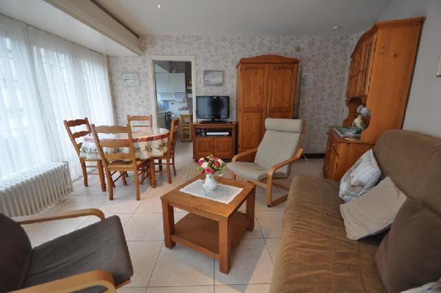 Belgique : vakantiewoning- Appartement voor0€ - (3874256)
