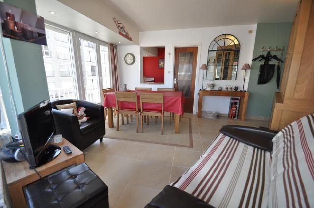 Belgique : vakantiewoning- Appartement voor0€ - (3874258)