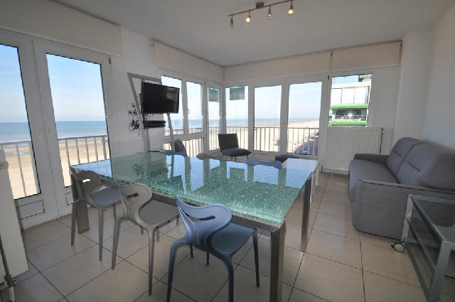 Belgique : locationde vacances -Appartement au prixde 0€ -(3877434)