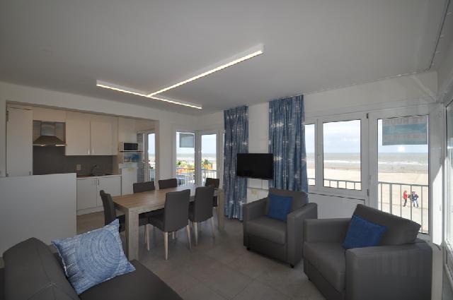Belgique : vakantiewoning- Appartement voor0€ - (3877435)