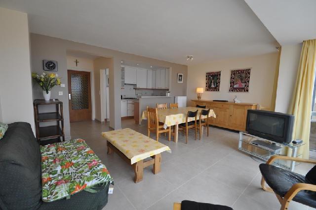 Belgique : locationde vacances -Appartement au prixde 0€ -(3877447)