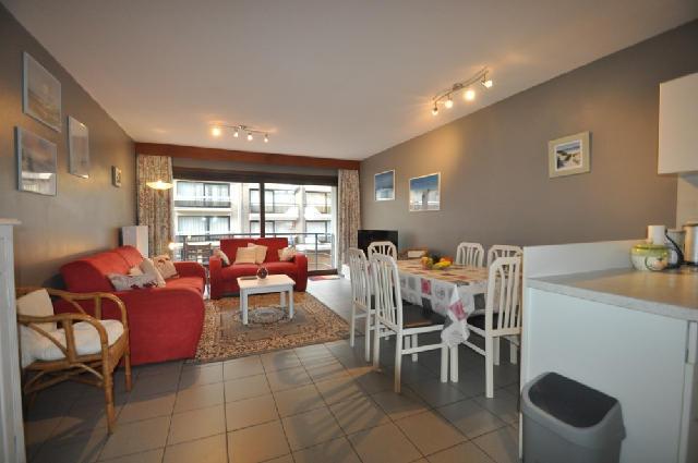 Belgique : vakantiewoning- Appartement voor0€ - (3877457)