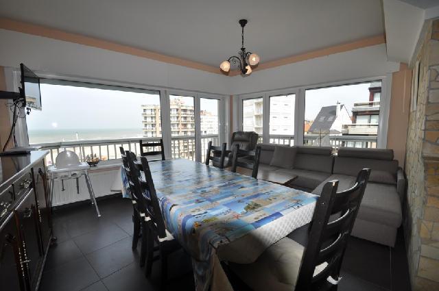 Belgique : vakantiewoning- Appartement voor0€ - (3877469)