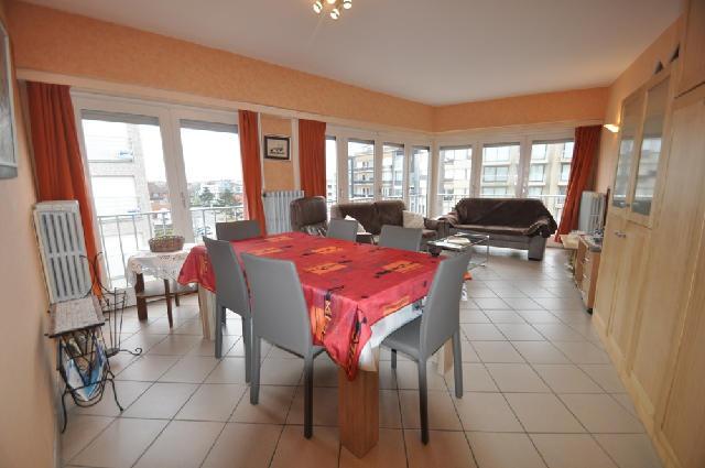 Belgique : locationde vacances -Appartement au prixde 0€ -(3877509)