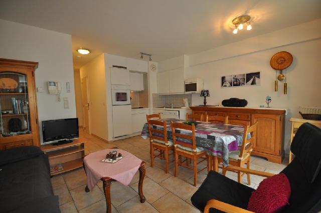 Belgique : locationde vacances -Appartement au prixde 0€ -(3877517)