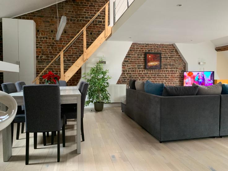 Appartement van 2gevels te huurte Gembloux voor675 € -(3880692)