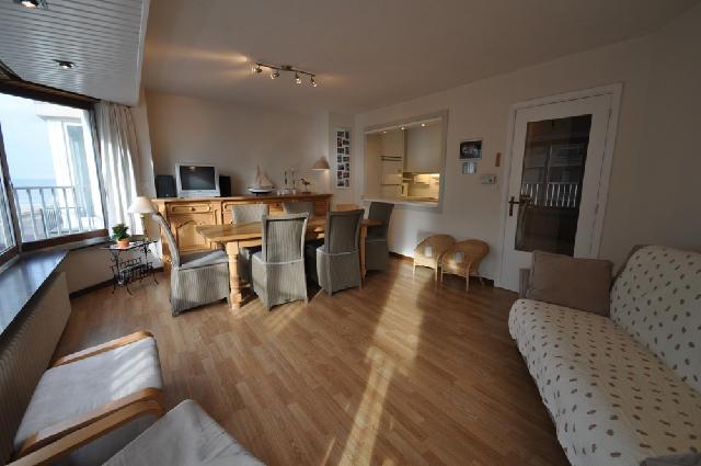 Belgique : locationde vacances -Appartement au prixde 0€ -(4051544)