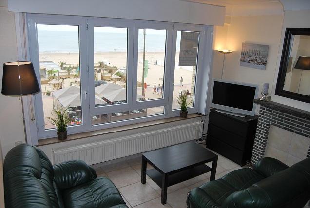 Belgique : vakantiewoning- Appartement voor0€ - (4087602)