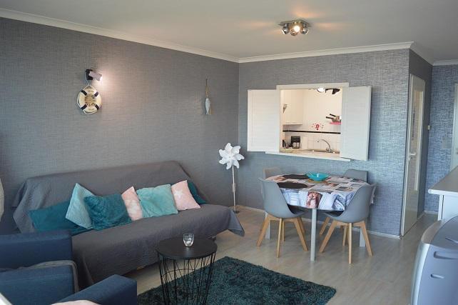 Belgique : locationde vacances -Appartement au prixde 0€ -(4087607)
