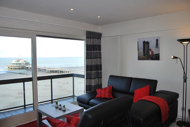 Belgique : locationde vacances -Appartement au prixde 0€ -(4110171)