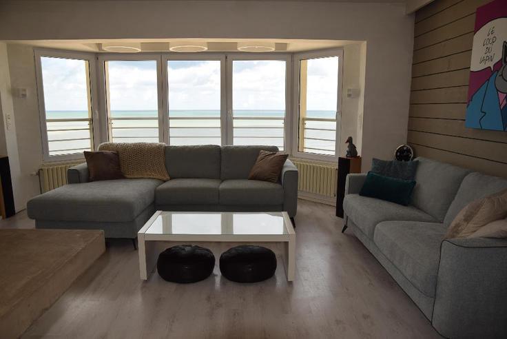 Belgique : locationde vacances -Appartement au prixde 0€ -(4116059)