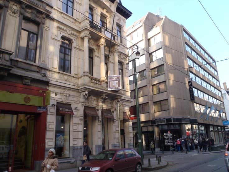 Appartement van 2gevels te huurte St-Gilles voor4.750 € -(4119843)