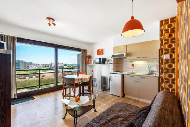 Belgique : vakantiewoning- Flat/Studio voor0€ - (4123460)