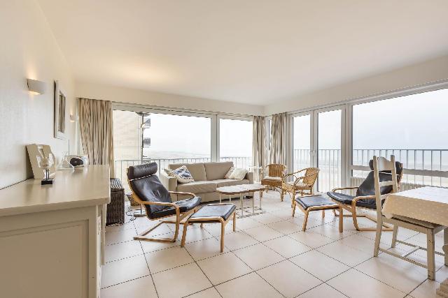 Belgique : vakantiewoning- Appartement voor0€ - (4123481)