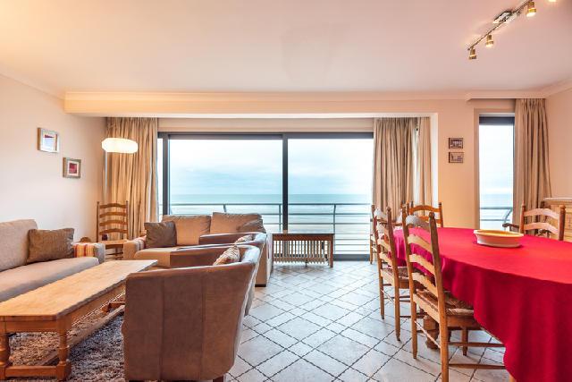 Belgique : locationde vacances -Appartement au prixde 0€ -(4123487)