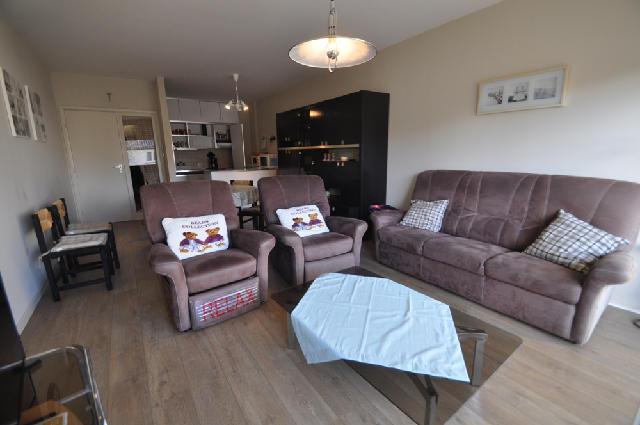 Belgique : locationde vacances -Appartement au prixde 0€ -(4158769)