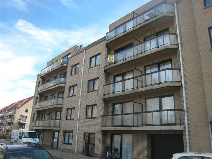 Appartement de 2façades à vendreà Ostende auprix de 260.000€ - (4183567)